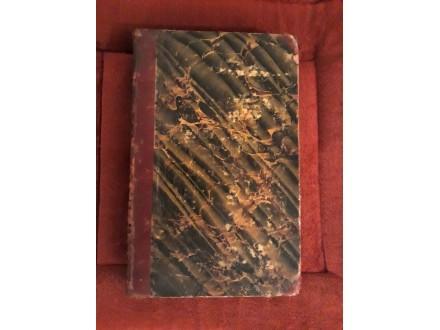 Црквена књига 1846.год Moсква