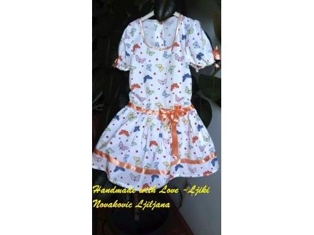 `Leptirica `haljina decija br 6
