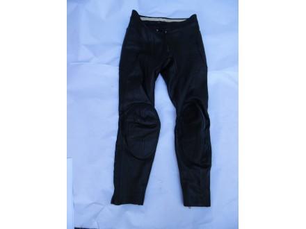 1. Echtes Ledder MOTO Pantalone