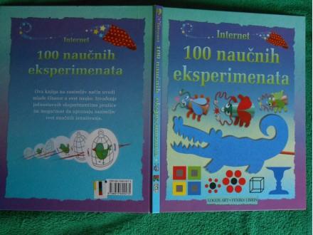 100 naučnih eksperimenata  G.Endrjuz,Kejt Najton