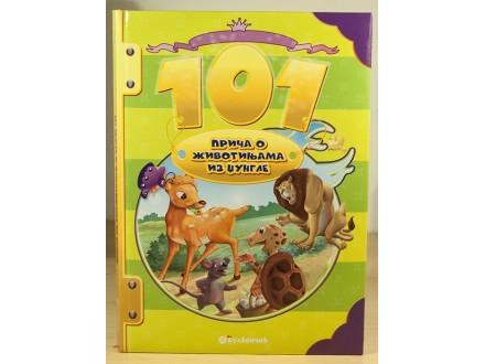 101 priča o životinjama iz džungle