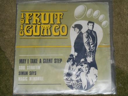 1910 fruitgum co.- may i take...EP(singapore !!!)