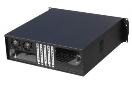 "19CC-3U-01 Gembird 19"" rackmount serversko kuciste 3U 430 x 450 x 133 mm"