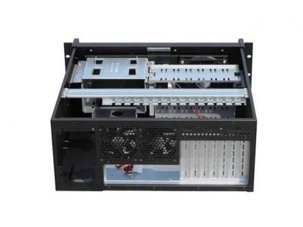 "19CC-4U-001 Gembird 19"" rackmount serversko kuciste 4U 427 x 450 x 177 mm"
