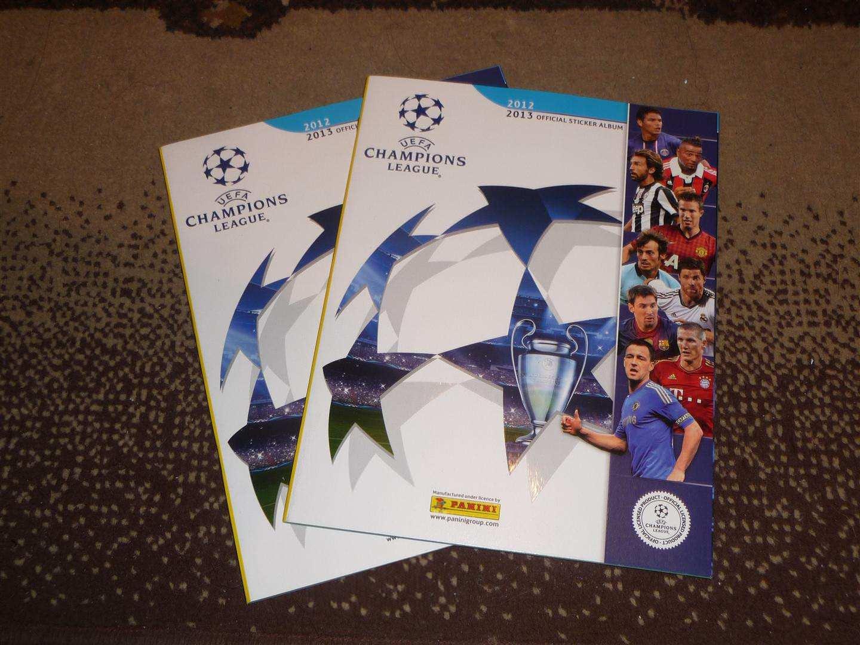 Album Liga Sampiona 2011 2012
