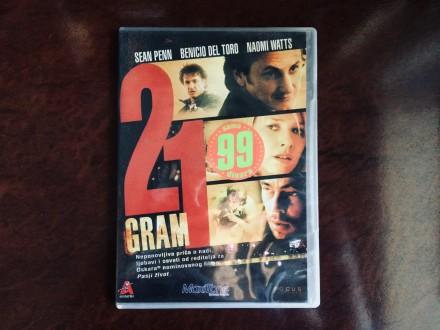 21 Gram DVD