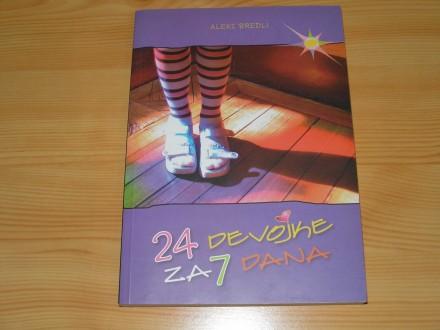 24 DEVOJKE ZA 7 DANA - Aleks Bredli