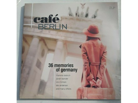 2LP  Cafe Berlin