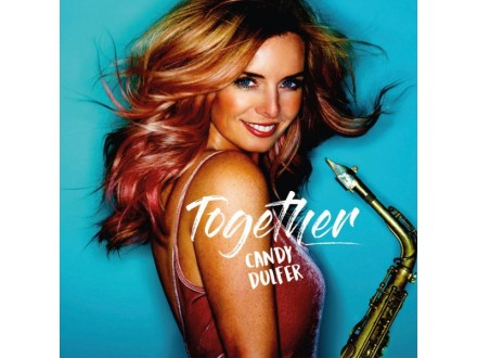 2LP Candy Dulfer ‎– Together