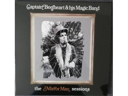 2LP Captain Beefheart &; His Magic Band* ‎– The Mirror M