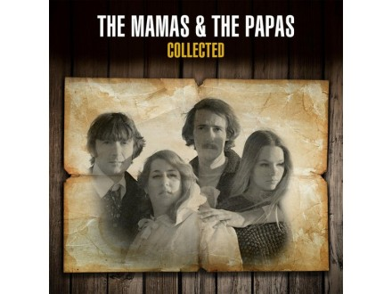 2LP The Mamas and The Papas – Collected