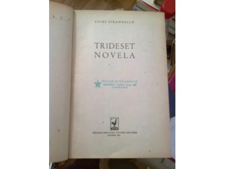 30 novela - Luigi Pirandello
