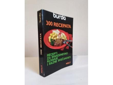 300 RECEPATA - BURDA kao NOVA!!