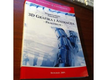 3D Grafika i Animacija praktikum Cvetković Kostić