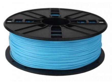 3DP-PLA1.75-01-BS PLA Filament za 3D stampac 1.75mm, kotur 1KG, Sky Blue