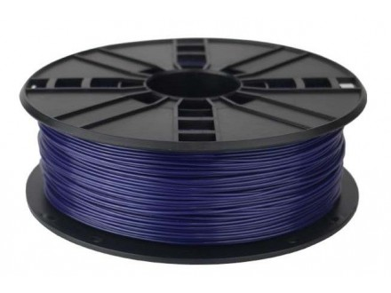 3DP-PLA1.75-01-GB PLA Filament za 3D stampac 1,75mm kotur 1KG Galaxy Blue