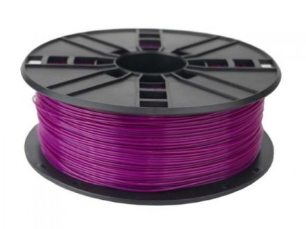 3DP-PLA1.75-01-PR PLA Filament za 3D stampac 1,75mm kotur 1KG PURPLE