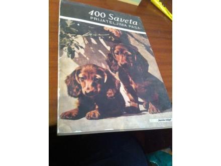 400 saveta prijateljima pasa