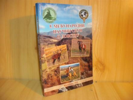 5. međunarodni naučni skup o lovstvu