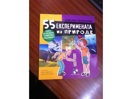55 eksperimenata iz prirode Tomislav Senćanski