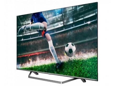 65` H65A7100F Smart LED 4K Ultra HD digital TV