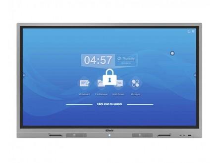 "86"" IQTouch LB900 PRO 4K UHD LED Interaktivni Display IQLB900PRO86"