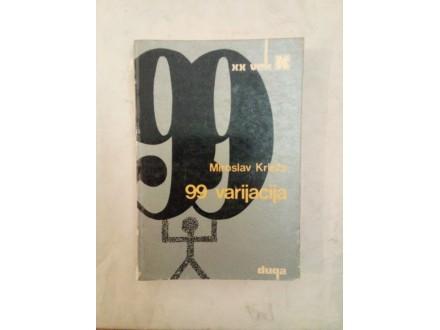 99 varijacija - Miroslav Krleža