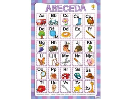 ABECEDA A4 - Grupa autora