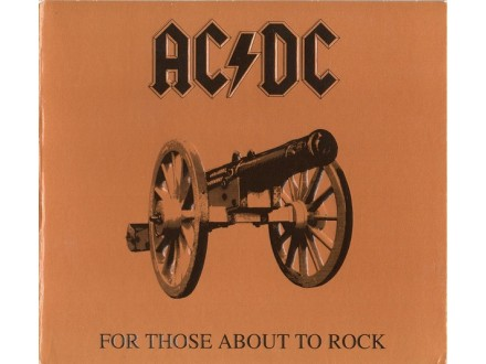 AC/DC//For Those About To Rock