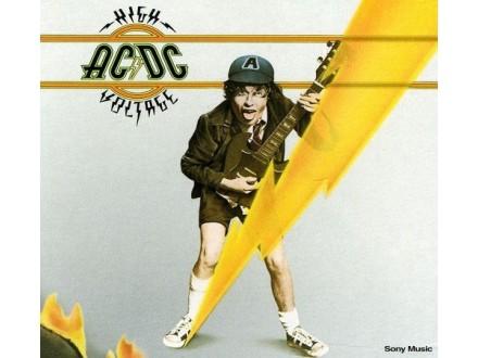 AC/DC-High Voltage  (remaster)