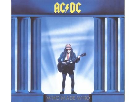 AC/DC//Who Made Who