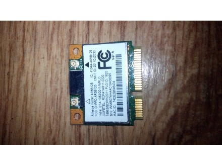 ACER 5250 mrezna wifi