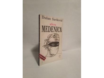 AFERA MEDENICA - Dušan Savković