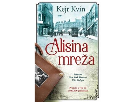 ALISINA MREŽA - Kejt Kvin