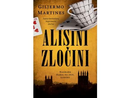 ALISINI ZLOČINI - Giljermo Martines
