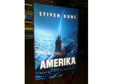AMERIKA - Stiven Kunc