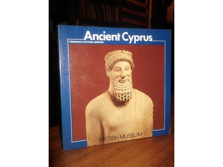 ANCIENT CYPRUS - Veronica Tatton-Brown
