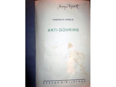 ANTI-DUHRING - Friedrich Engels (1934)