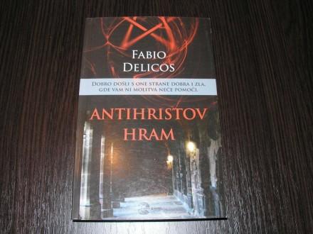 ANTIHRISTOV HRAM - Fabio Delico