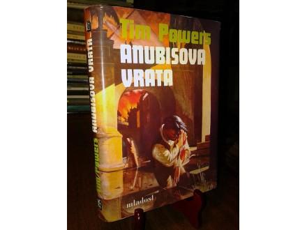 ANUBISOVA VRATA - Tim Powers