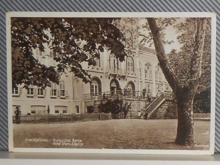 ARANĐELOVAC-BANJA-hotel`STARO ZDANJE` (V-53)