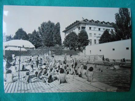ARANĐELOVAC-PLAŽA SA HOTELOM`ŠUMADIJA`- /X-65/