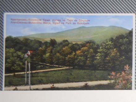 ARANĐELOVAC -izgled na park sa Bukuljom  (V-42)