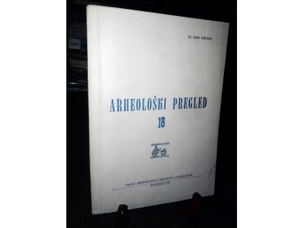 ARHEOLOŠKI PREGLED 18 (1976)