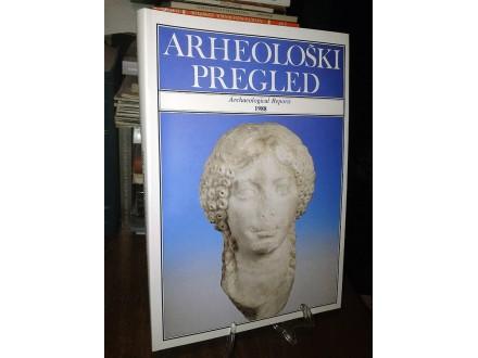 ARHEOLOŠKI PREGLED 1988