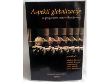 ASPEKTI GLOBALIZACIJE SA PREGLEDOM OSNOVNIH POJMOVA