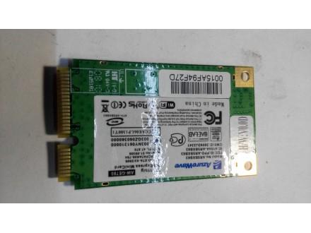 ASUS eee PC 900 WiFi - Mrezna kartica