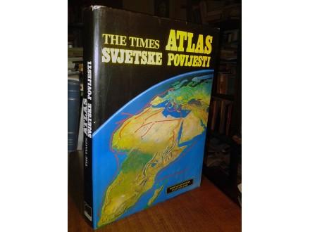 ATLAS SVJETSKE POVIJESTI (The Times)