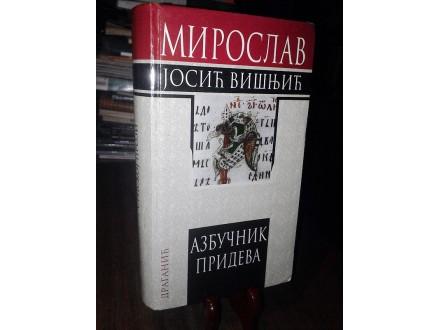 AZBUČNIK PRIDEVA - Miroslav Josić Višnjić