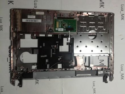 Acer Aspire 4810TZ Palmrest i touchpad